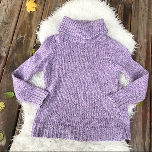 Talbots Sweaters - NWOT Talbots mohair cowl neck sweater size M